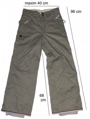 Pantaloni ski schi BURTON membrana (dama S/M cca 160 cm) cod-150563 foto