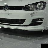 Prelungire spoiler tuning sport bara fata VW Golf 7 Votex Rline ver1