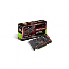 Placa video Asus NVIDIA GeForce GTX 1050 TI, EX-GTX1050TI-4G, PCI Express 3.0, GDDR5 4GB, - Placa video PC