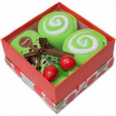 Prosoape cadou in forma de chec 6pcs/set Ideal Gift - Prosop baie