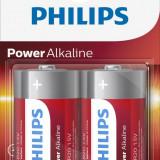 Philips Power Alkaline D 2-blister