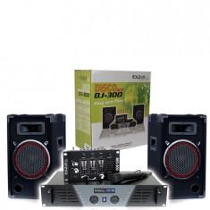 KIT SONORIZARE DJ-300 Electronic Technology