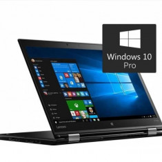 Laptop Lenovo X1 YOGA Gen 2, 14.0 WQHD (2560x1440) IPS, Multitouch, Intel Core i7-7500U, SSD