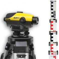 Nivela optica STANLEY, autonivelanta (SET) - AL24DVP Import ProTools