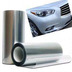 Folie protectie faruri / stopuri Transparent 2 buc 30X60CM