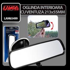 Oglinda interioara cu ventuza 213x55 mm Profesional Brand