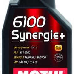ULEI MOTOR 10W40 1L MOTUL 6100 SYNERGIE+