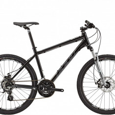 BICICLETA MTB FELT SIX 90 2015, NEGRU/GRI, L, 20 - Mountain Bike