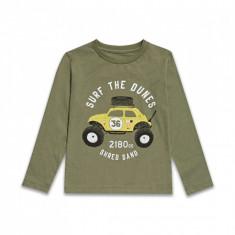 Bluza cu imprimeu in fata
