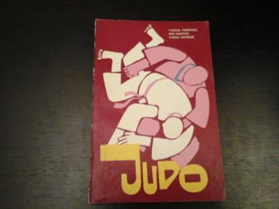 Judo Centurile Colorate V Popovici I Hantau Stadion 1972 144 Pimag