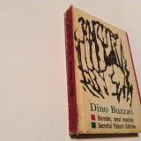 Dino Buzzati - Barnabo, omul muntilor -Secretul padurii batrane,R1