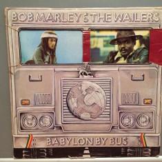 BOB MARLEY - BABYLON BY BUS - 2LP BOX SET(1978/ISLAND/RFG) - Vinil/Analog/Vinyl - Muzica Reggae