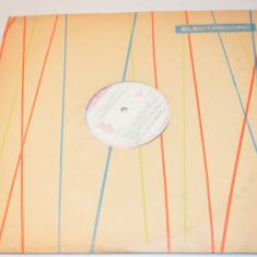 Disc de educatie muzicala pentru clasa I, VINIL