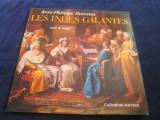 Jean-Philippe Rameau - les Indes Galantes _ vinyl,Lp _ ExLibris (Elvetia)