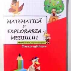 MATEMATICA SI EXPLORAREA MEDIULUI de VALENTINA STEFAN-CARADEANU...ELENA APOPEI, 2014 - Carte de povesti