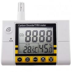 Dispozitiv de Monitorizare a Calităţii Aerului Pentru Interior cu Montaj Perete - Monitorizare Cardio