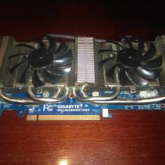 Placa video Gigabyte GTX460OC 1GbRam 256biti - Placa video PC Gigabyte, PCI Express, nVidia