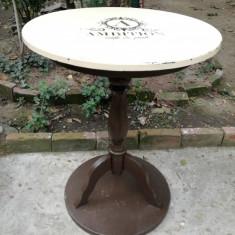 Masa bar rotunda PufRelax