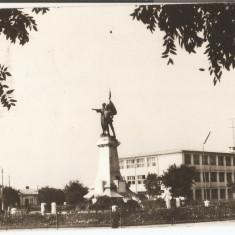 OLT- VEDERE DIN CORABIA 1968 - Carte Postala Oltenia dupa 1918, Circulata, Printata