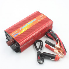 Invertor Auto 800w