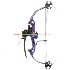 Set arc compound pescuit PSE Discovery Bowfishing AMS