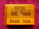 """BRICHETA """"ECON GAZ"""" FAGARAS 1983"""
