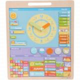 Vremea - Calendar Magnetic - Jocuri Logica si inteligenta