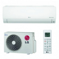 Aparat aer conditionat LG D24RN 24000 Btu/h Inverter Alb
