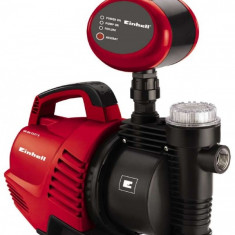 Pompa automatizata Einhell GE-AW 5537, 590 W, 3, 8 bari - Pompa gradina