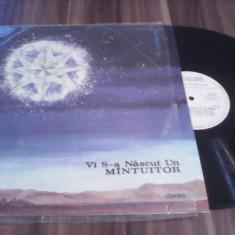 VINIL VI S-A NASCUT UN MANTUITOR-FORMATII CORALE ALE BISERICII ADVENTISTE - Muzica Religioasa