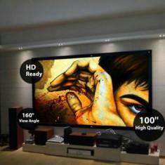 Ecran proiectie video proiector 16:9 diagonala 252cm