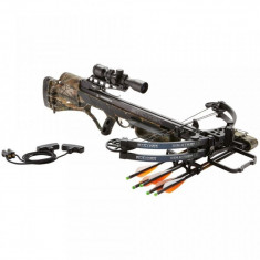 Set arbaleta compound Stryker by Bowtech Solution LS