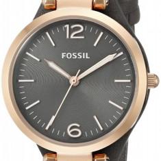 Ceas original Fossil Georgia ES3077 - Ceas dama Fossil, Casual