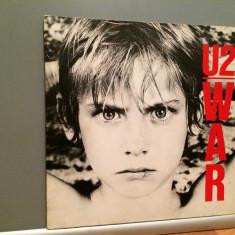 U2 - WAR (1983/ISLAND rec/RFG) - Vinil/Analog/Vinyl - Muzica Rock universal records