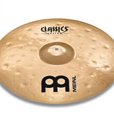 "Meinl Cinel Classics Custom Extreme Metal CC16EMC-B 16"" Crash"