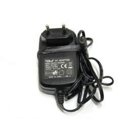 Alimentator compatibil Teka TEKA018-0502500EU 5V 2.5A 12.5W, mufa neagra