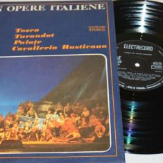 Disc vinyl, vinil CORURI DIN OPERE ITALIENE - Muzica Opera