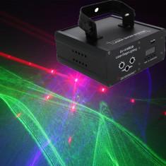 Laser stage profesional rosu verde albastru acoperire mare - Laser lumini club