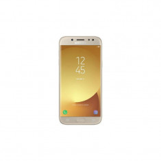 Smartphone Samsung Galaxy J7 2017 J730F 16GB Dual Sim 4G Gold, 5.5'', 13 MP