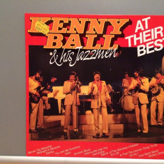KENNY BALL & HIS JAZZMEN - AT THEIR BEST (1985/DISKY/RFG) - VINIL-LP /Ca NOU - Muzica Jazz universal records