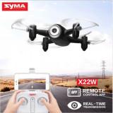 Minidrona Syma X22W, camera HD 720P, FPV, Mentinere altitudine,GARANTIE!