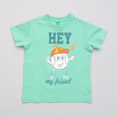 Tricou cu imprimeu in fata