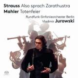 Strauss& Mahler - Also Sprach.. -Sacd- ( 1 CD ) - Muzica Clasica