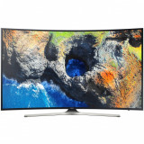 Televizor LED Curbat Smart Samsung, 138 cm, 55MU6222, 4K Ultra HD