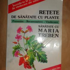 Retete de sanatate cu plante 158pagini- Maria Treben