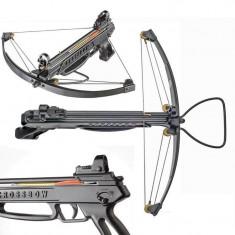 Pistol arbaleta Jandao Antelope Black