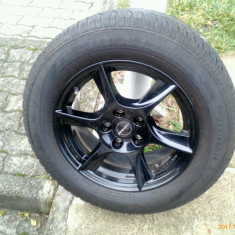 "Jante aliaj BORBET R16"" echipate ( 4 buc) - Janta aliaj BMW, Numar prezoane: 5, PCD: 112"
