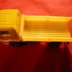Camion Basculanta-Jucarie- Man Tim , metal si plastic , L= 12,5 cm