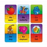 Alphabet Puzzle - Set 26 Puzzle cu Litere - Jocuri Logica si inteligenta
