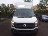 5420//VW CRAFTER 2.0 TDI ( Koffer ) cu lift hidraulic